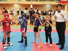 Club de kickboxing de Soria