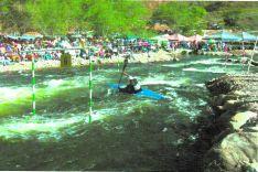 San Esteban pelea por su canal de aguas bravas