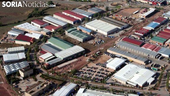 Una imagen del área industrial de la ciudad. /SN