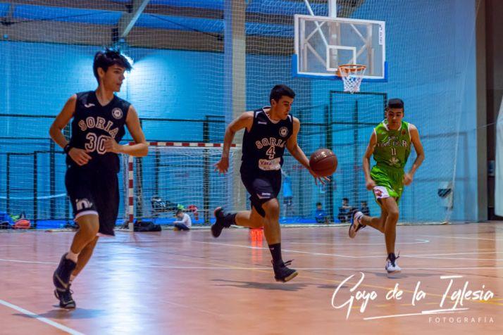 Foto 1 - El CSB de baloncesto arranca con buen pie