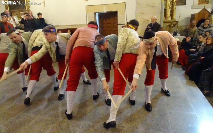 Una imagen de las danzas. /SN