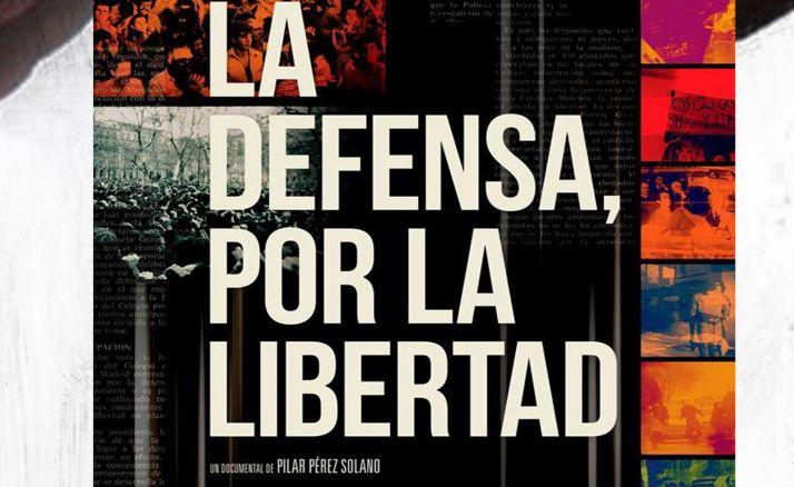Foto 1 - El jueves, proyección de la película 'La defensa, por la libertad' en Cines Mercado