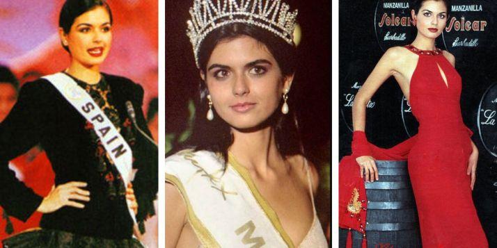 María Reyes, 25 años de la primera y única Miss España por Soria