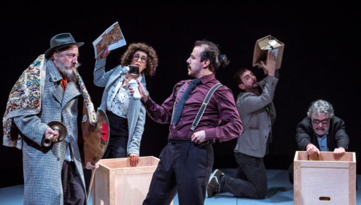 Els Joglars y su 'Señor Ruiseñor' y Ópera 2001 con 'Don Giovanni', citas fuertes de la Campaña Cultural