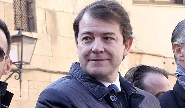 Alfonso Fernández Mañueco. /Jta