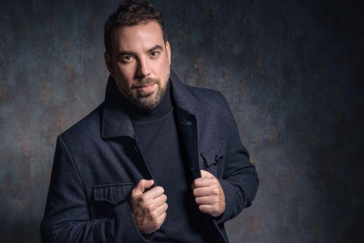 El director soriano Alberto Barranco.