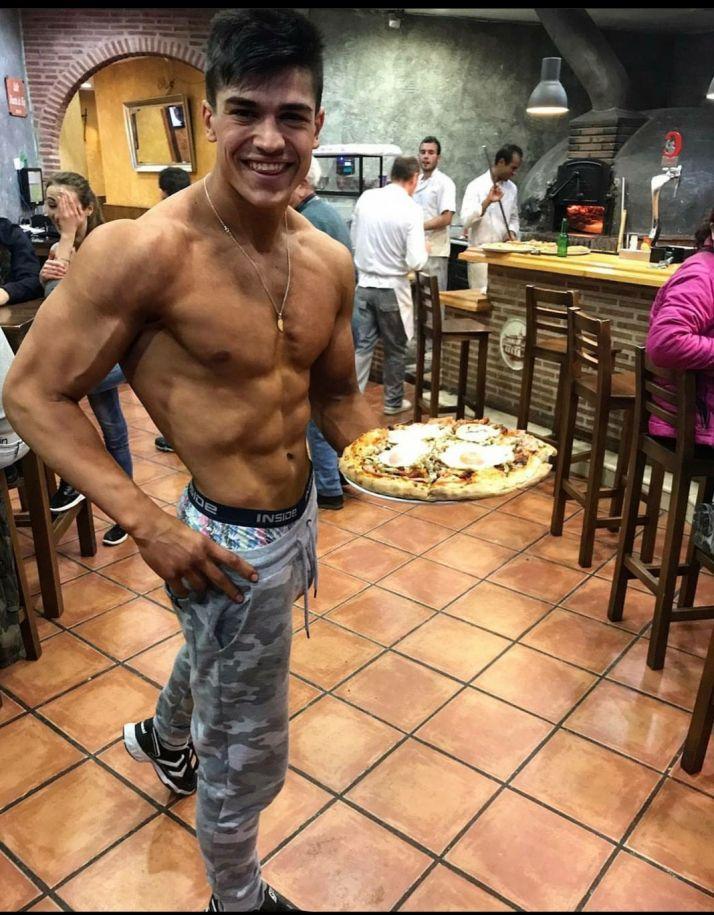 Diego Quiza, Míster Soria 2020