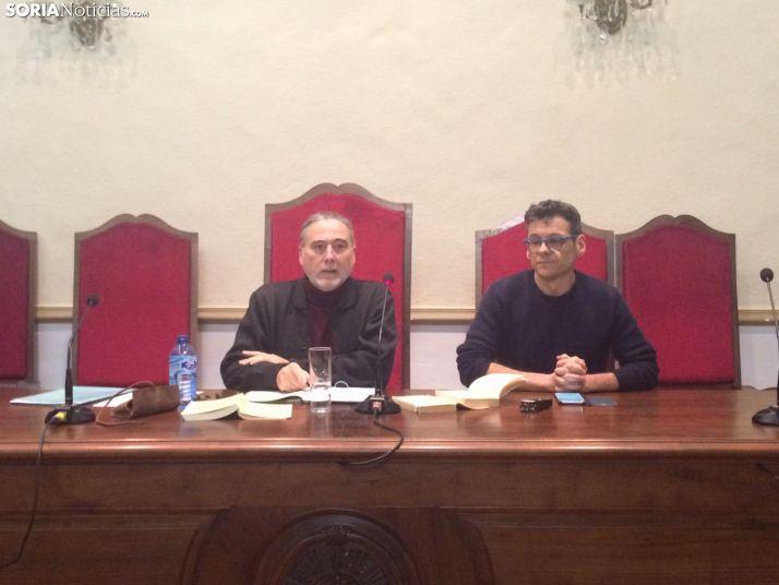Javier Martínez Contreras, en la conferencia 'El espítu de la utopía'