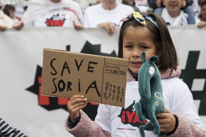 Foto 1 -  El año en que Soria dijo ¡Basta!