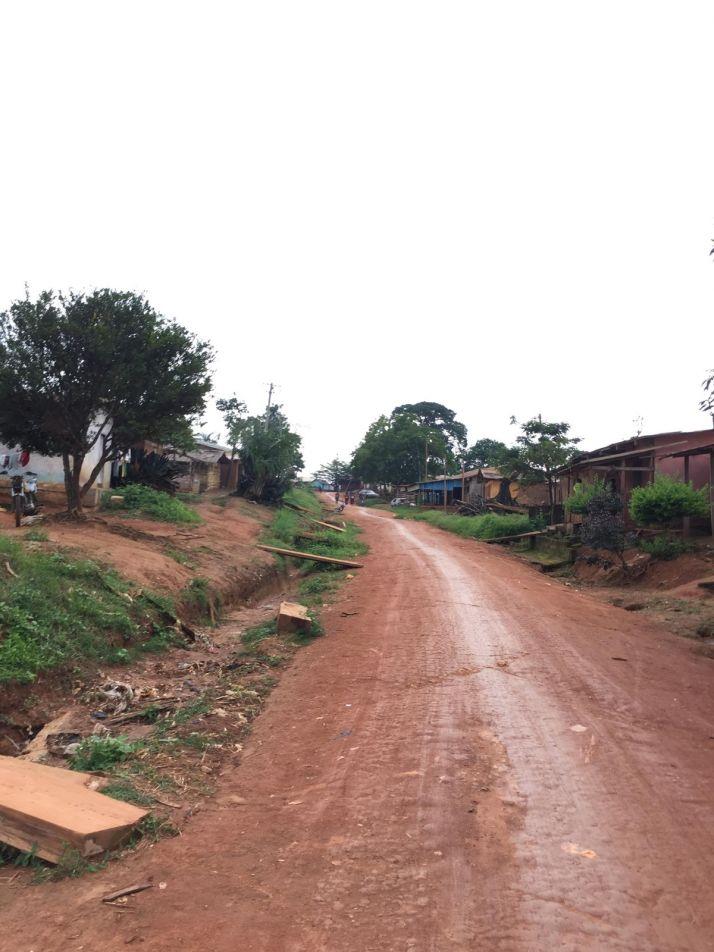 Misión Camerún.