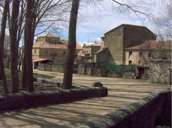 Una imagen de la localidad de Narros.