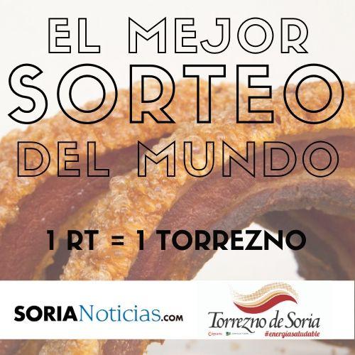 Foto 1 - Soria Noticias y el Torrezno de Soria lanzan `El mejor sorteo del mundo´