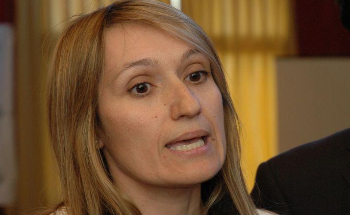 La soriana Rocío Lucas, consejera de Educación de CyL.