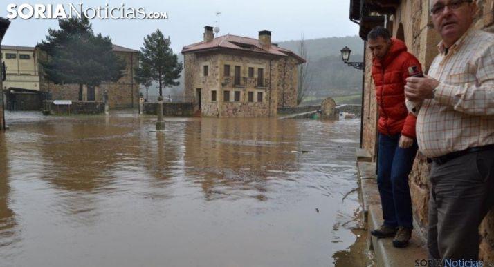 La Delegación del Gobierno colaborará en buscar soluciones a los problemas derivados de las últimas inundaciones en CyL