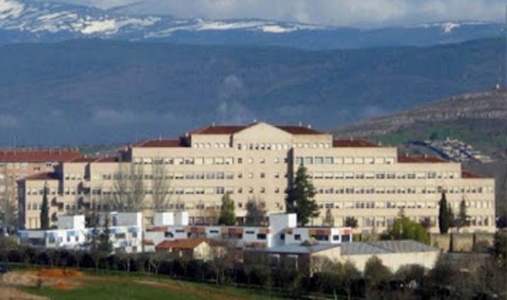 Una imagen del edificio.