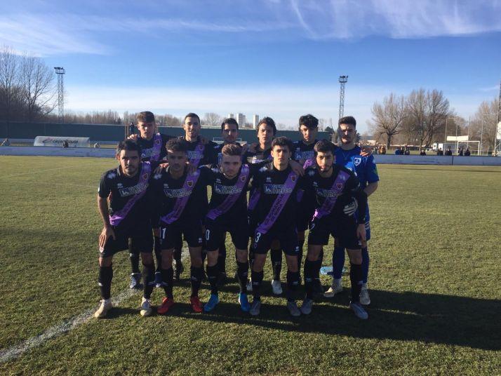 Foto 1 - Numancia B empata a cero en el campo del Burgos Promesas