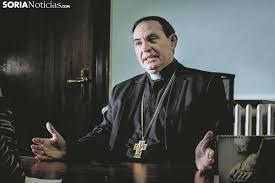 Foto 1 - El obispo de Osma-Soria nombra un nuevo Colegio de Consultores