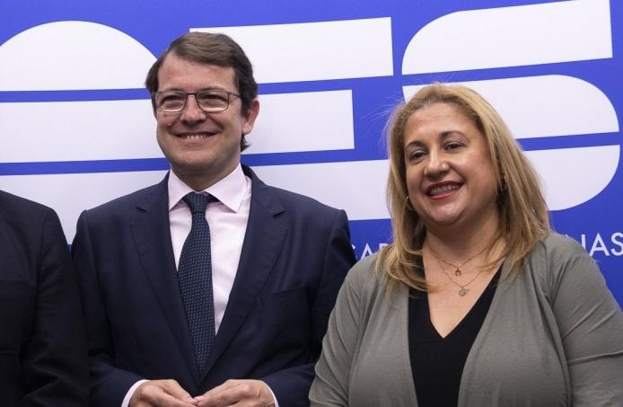 """Foto 1 - Mañueco respalda """"política, institucional y personalmente"""" a De Gregorio: No habrá congreso"""