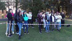 Foto 2 - 26 jóvenes en la primera edición del juego de La Purria