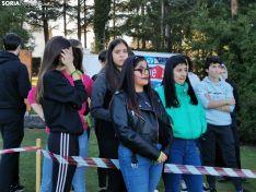 Foto 3 - 26 jóvenes en la primera edición del juego de La Purria