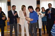 Entrega de premios en el CEE Santa ISabel