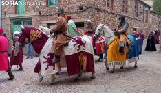 Ágreda se prepara para los Desposorios de Jaime I y Leonor de Castilla