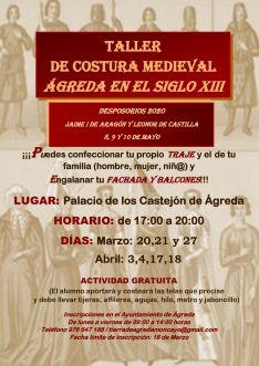 Foto 3 - Ágreda se prepara para los Desposorios de Jaime I y Leonor de Castilla