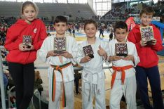 Magníficos resultados para el judo soriano en Palencia