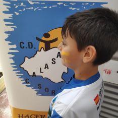 Foto 3 - Magnífico apoyo a la iniciativa solidaria del Calasanz contra el cáncer