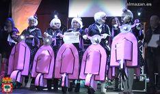 Un reciente carnaval en Almazán. /almazan.es