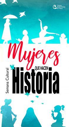 Foto 5 - Escolapias centra su proyecto y semana cultural en la figura de la mujer