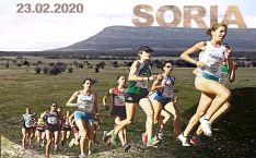 Imagen del cartel para esta prueba que tendrá lugar el día 23.