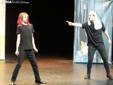 Teatro en inglés para escolares en la Audiencia.