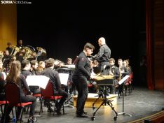 Concierto Didáctico de la Banda Municipal de Música de Soria