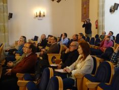 Foto 4 - La Diputación presenta a los alcaldes el nuevo servicio técnico telemático