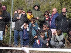 Una imagen del campeonato de este domingo en Abejar. /SN