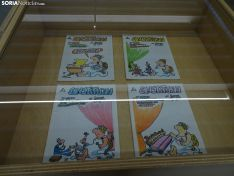 'Humor Gráfico en la Transición' en el Espacio Alameda