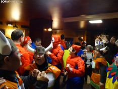 Carnaval Ande en Soria