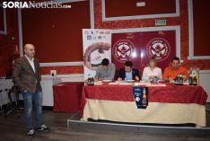 Foto 2 - Galería de imágenes: 'El Mejor Torrezno del Mundo 2020'. Fase de Soria celebrada en el Casino