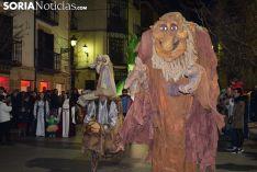 Foto 8 - Galería de imágenes: el desfile carnavalesco de los más pequeños
