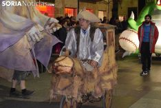 Foto 9 - Galería de imágenes: el desfile carnavalesco de los más pequeños