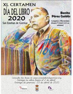 Foto 2 - San Esteban de Gormaz convoca el XL Certamen Día del Libro