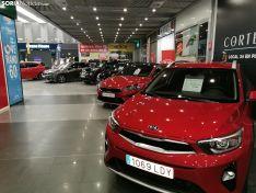 La Feria de Vehículos de Soria continúa este domingo en Camaretas