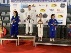 Foto 5 - Magníficos resultados para el judo soriano en Palencia