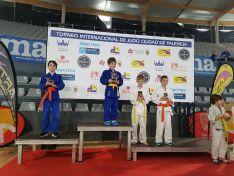 Foto 4 - Magníficos resultados para el judo soriano en Palencia
