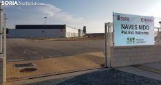 Imagen de la zona industrial donde se ubican las naves. /SN