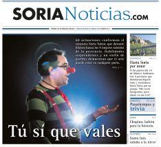 Portada del número 101 de Soria Noticias.