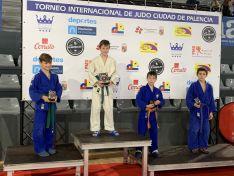 Foto 2 - Magníficos resultados para el judo soriano en Palencia