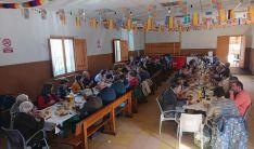 Una exquisita caldereta cierra las fiestas en Sotillo del Rincón