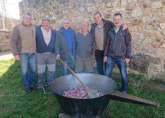 Foto 2 - Una exquisita caldereta cierra las fiestas en Sotillo del Rincón